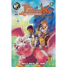 PRINCELESS FIND YOURSELF #3 CVR B