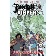 DOUBLE JUMPERS TP VOL 02 FULL CIRCLE JERKS (MR)