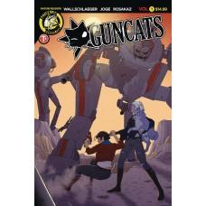 GUNCATS TP VOL 01