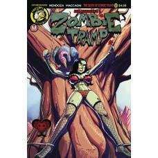 ZOMBIE TRAMP ONGOING #55 CVR A WINSTON YOUNG (MR)