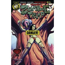 ZOMBIE TRAMP ONGOING #55 CVR B WINSTON YOUNG RISQUE (MR)