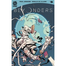 BEYONDERS #5