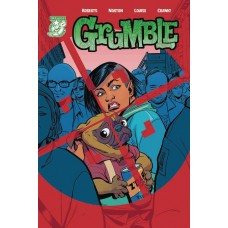 GRUMBLE #2 (OF 5) CVR A  MIKE NORTON