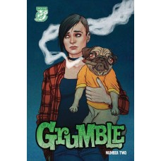 GRUMBLE #2 (OF 5) CVR B LTD FRISON