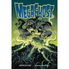 MEGA GHOST #1 (OF 5) LTD  POWELL CVR