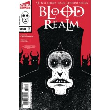 BLOOD REALM #3 (OF 3)