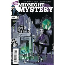 MIDNIGHT MYSTERY #2 (OF 4)