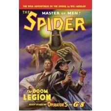 WILD ADV THE SPIDER SC NOVEL VOL 01 DOOM LEGION