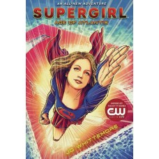 SUPERGIRL SC YA NOVEL VOL 01 AGE OF ATLANTIS