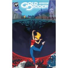 GOLD DIGGER #261