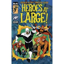 HEROES AT LARGE (MR)