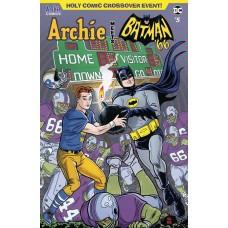 ARCHIE MEETS BATMAN 66 #5 CVR A ALLRED