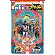 ARCHIE MEETS BATMAN 66 #5 CVR B BRAGA