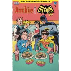 ARCHIE MEETS BATMAN 66 #5 CVR C GALVAN