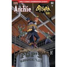 ARCHIE MEETS BATMAN 66 #5 CVR D IGLE