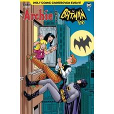 ARCHIE MEETS BATMAN 66 #5 CVR E KENNEDY