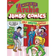 WORLD OF ARCHIE JUMBO COMICS DIGEST #84