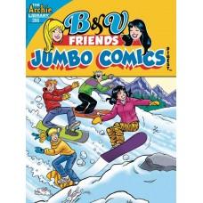 B & V FRIENDS JUMBO COMICS DIGEST #266
