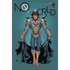 NO WORLD VOL 2 #2 CVR B GUNDERSON