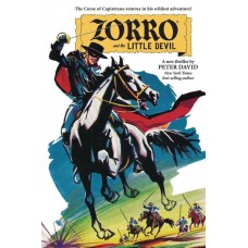 ZORRO AND THE LITTLE DEVIL SC