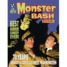 MONSTER BASH MAGAZINE SPECIAL #4