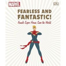 MARVEL FEARLESS & FANTASTIC FEMALE SUPER HEROES SAVE WORLD