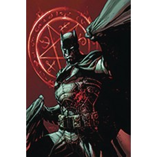 DF BATMAN DAMNED #1 SGN AZZARELLO LEE VARIANT
