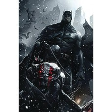 DF BATMAN #55 SGN KING MATTINA VARIANT