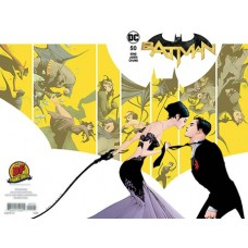 DF BATMAN #50 COMPLETE SET JAE LEE