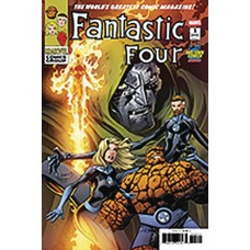 DF FANTASTIC FOUR #1 MIDTOWN EXC SGN MARK BAGLEY