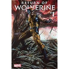 DF RETURN OF WOLVERINE #1 CSA GRANOV EXC
