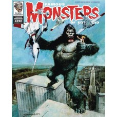 FAMOUS MONSTERS OF FILMLAND #290 2018 ANNUAL KONG VARIANT