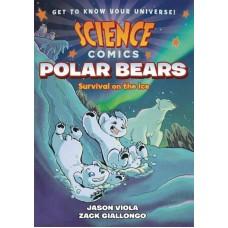 SCIENCE COMICS POLAR BEARS HC GN