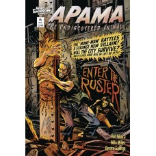 APAMA THE UNDISCOVERED ANIMAL #6