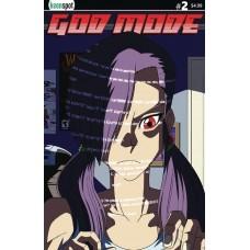 GOD MODE #2 CVR A