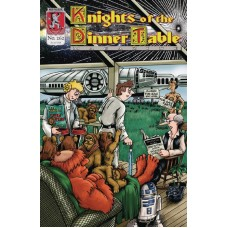 KNIGHTS OF THE DINNER TABLE #262