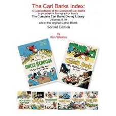COMPLETE CARL BARKS INDEX 2ND ED (CBL 5-19) SC