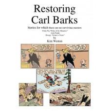 RESTORING CARL BARKS SC