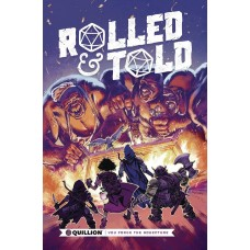 ROLLED AND TOLD #4