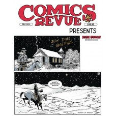 COMICS REVUE PRESENTS DEC 2018