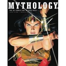 MYTHOLOGY ART OF ALEX ROSS HC