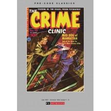 PRE CODE CLASSICS CRIME CLINIC HC VOL 01