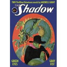 SHADOW DOUBLE NOVEL VOL 137 GREEN EYES & GRAY FIST