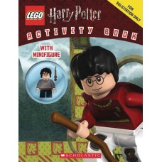 LEGO HARRY POTTER ACTIVITY BOOK WITH MINI FIGURE