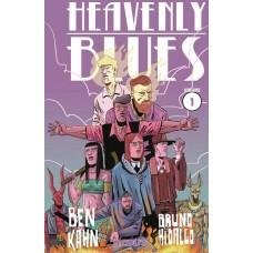 HEAVENLY BLUES TP VOL 01