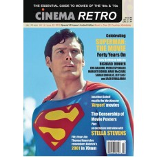 CINEMA RETRO #42 (MR)