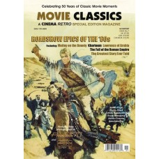CINEMA RETRO MOVIE CLASSICS: ROADSHOW EPICS OF THE SIXTIES