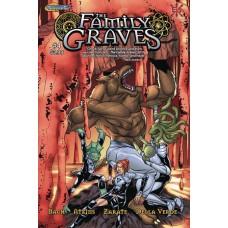 FAMILY GRAVES #4 (OF 4) (MR)
