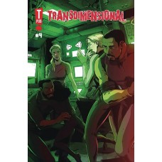 TRANSDIMENSIONAL #4 (OF 4) (MR)