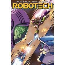 ROBOTECH #15 CVR A ROCHE